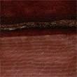 Colores Bolsas de organza 11 Marrón Oscuro