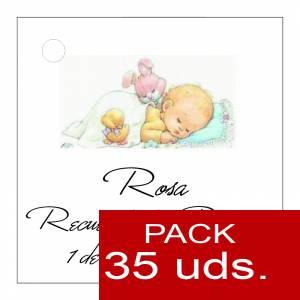 Etiquetas personalizadas - Etiqueta Modelo F24 (Paquete de 35 etiquetas 4x4)