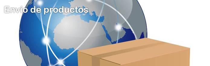Bolsas de organza - Envío de productos